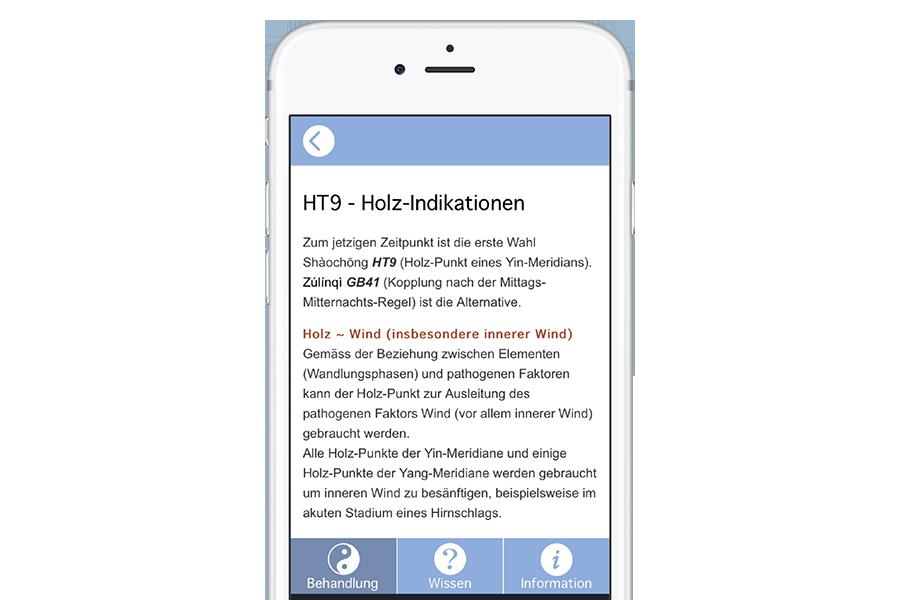 HT9 - Holz-Indikation, detaillierte Informationen